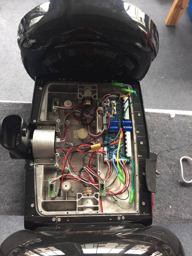智能无刷平衡车控制器抄板与反向克隆