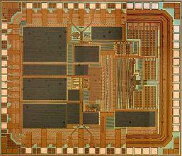 STM32FEBKC6T6芯片解密