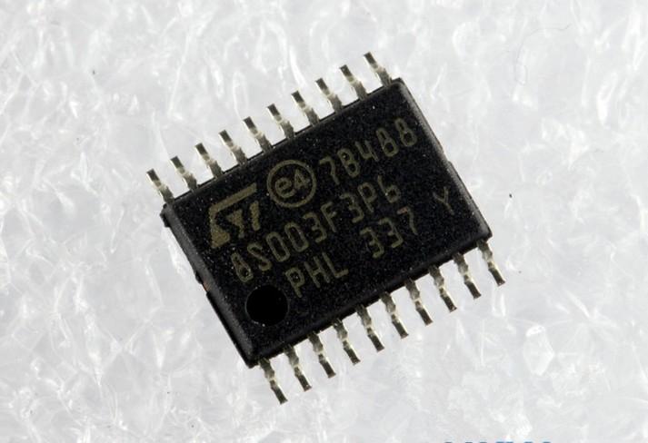 STM8S003F3P6芯片解密