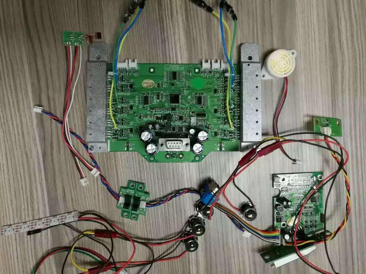 小米九号stm32f103rct6 芯片解密51822破解