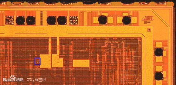 ATMEGA128芯片解密