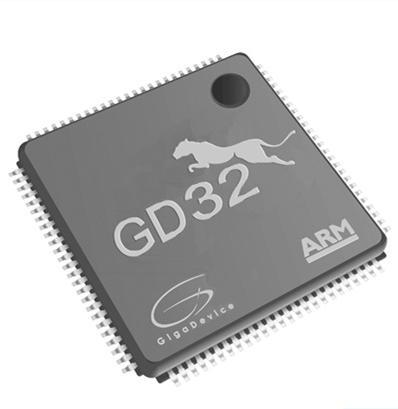GD32F芯片解密