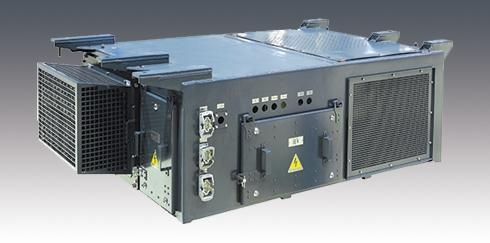 牵引逆变器控制系统