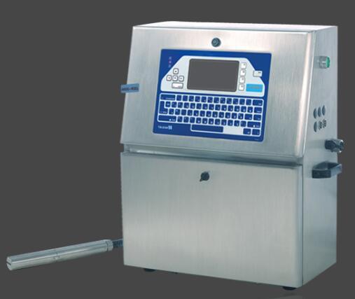微字型喷码机