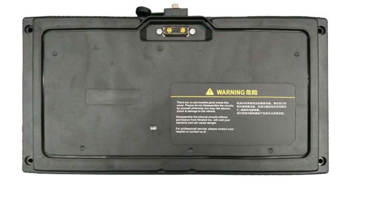 小米9号电池保护板