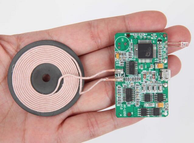 无线充电器电路板抄板解密