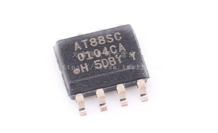 AT88SC0104C芯片解密